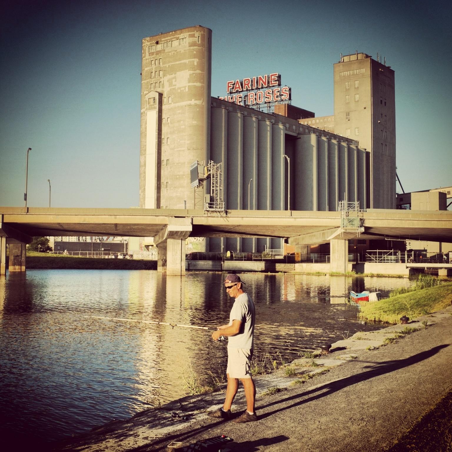 Pêche Montréal