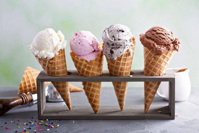 Les meilleures crèmes glacées de Montréal