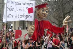 Rapport Ménard:policiers furieux,étudiants heureux
