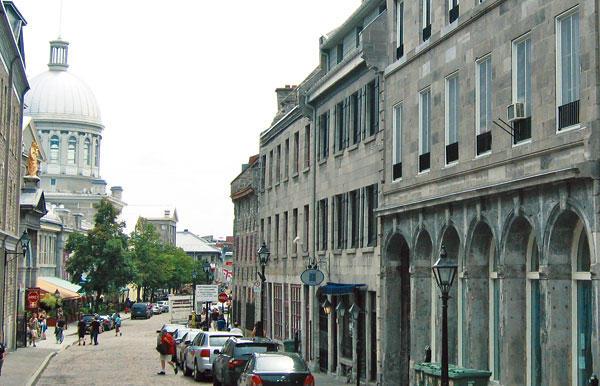 Déclin de visites à plusieurs sites historiques au Québec