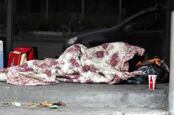 Extension des services aux sans-abri dans le métro