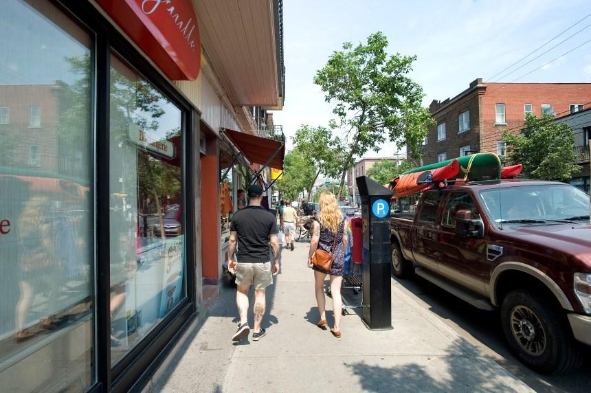 Suspension des tournages dans le Mile End