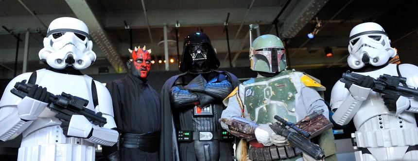 Star Wars Identités: dans une galaxie  près de chez vous