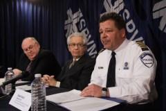 Les piétons sont les plus touchés dans les accidents de la route à Montréal