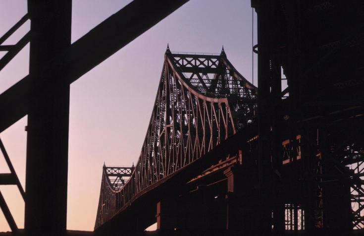 Fermeture complète du pont Jacques-Cartier la nuit prochaine