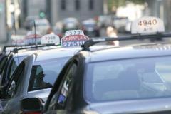 Les taxis ne peuvent maintenant plus refuser la carte de crédit et carte de débit