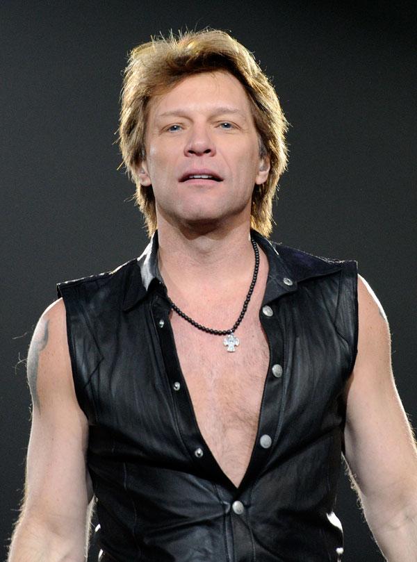 Bon Jovi au Festival d'été de Québec