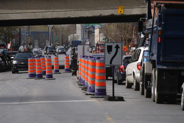 Montréal fait appel à des chercheurs pour revoir la gestion de ses chantiers