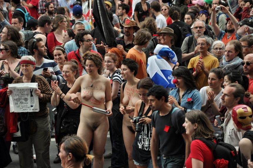 Manifestation du 22 mai