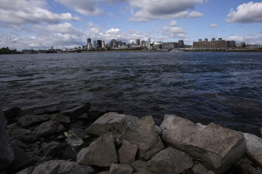 Fleuve Saint-Laurent: Montréal investit 18 M$ pour réaménager les berges