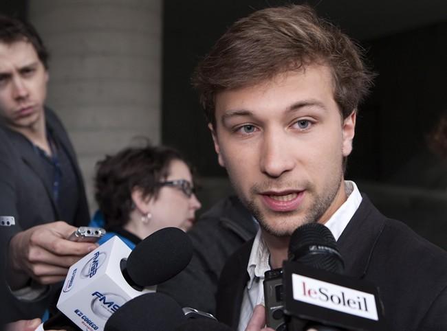 L'appel de Gabriel Nadeau-Dubois est reporté