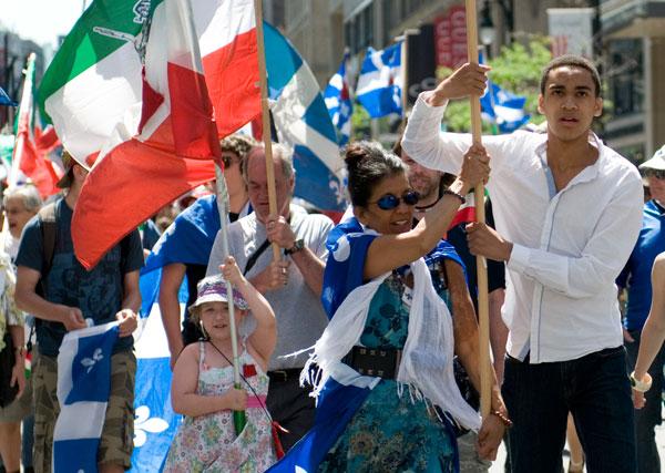 Journée des patriotes au Québec