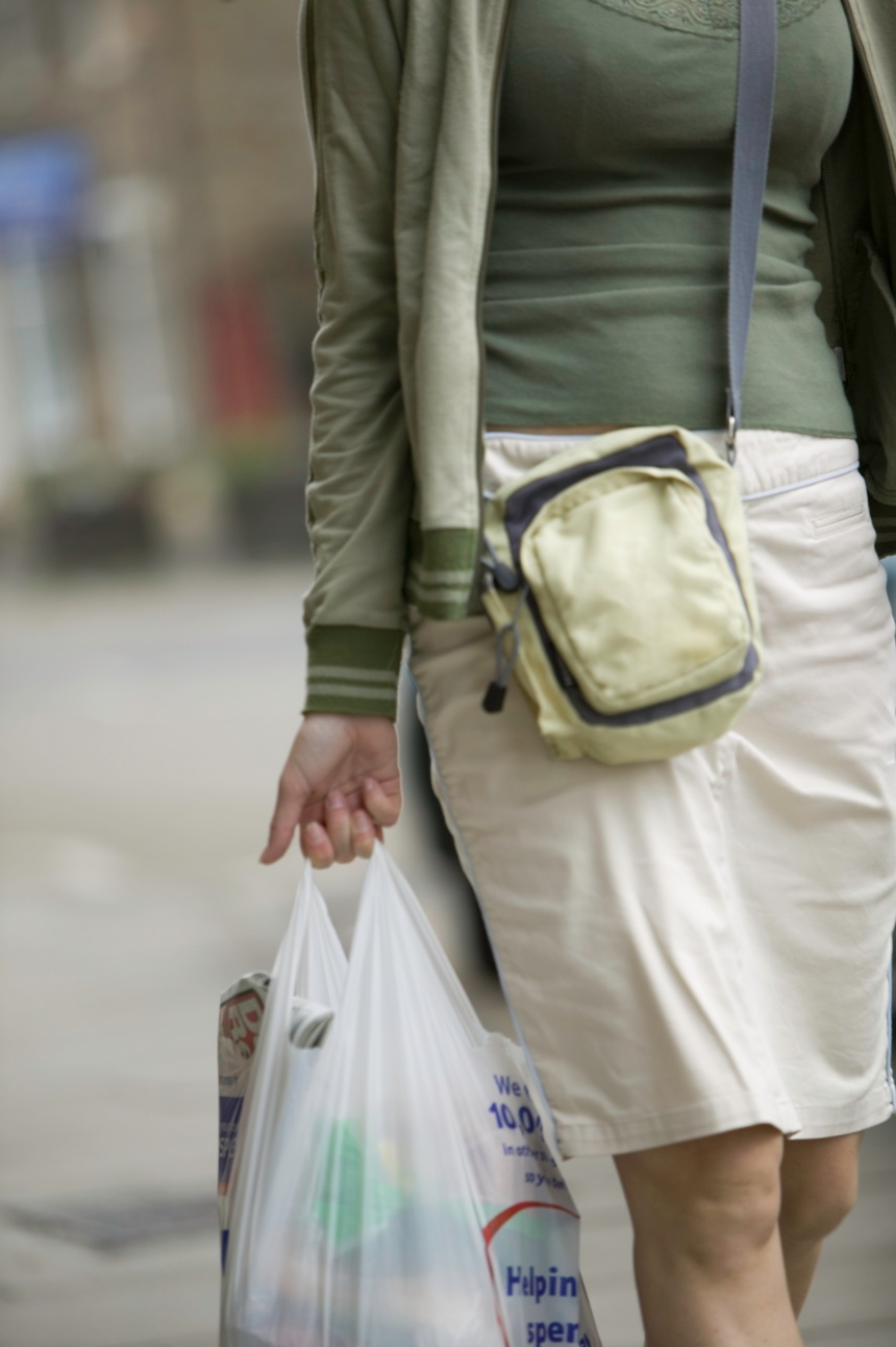 Les sacs de plastique sont interdits à Toronto