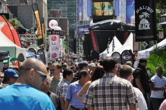 Rues fermées et activités pour le Grand Prix du Canada