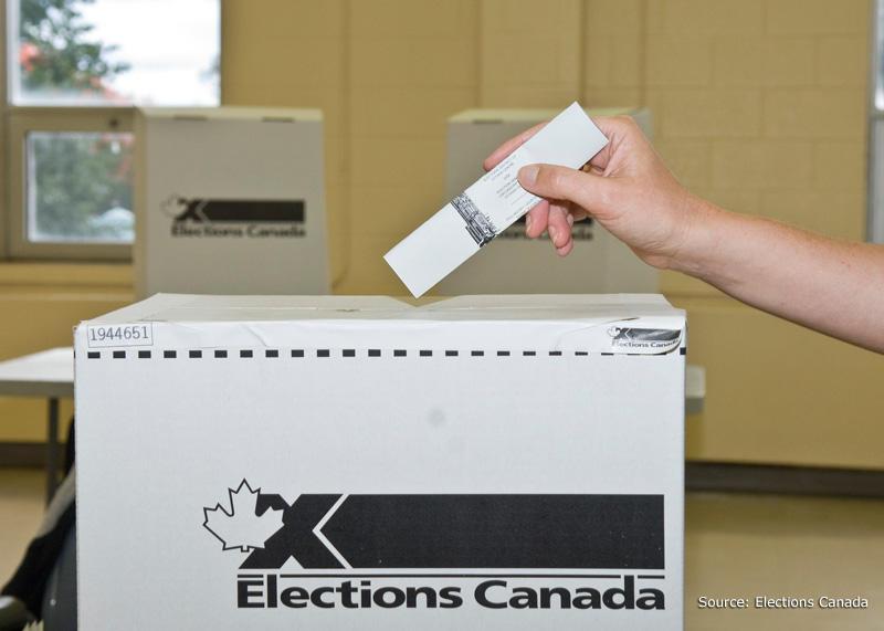 Les élections fédérales auront lieu dans 12 mois