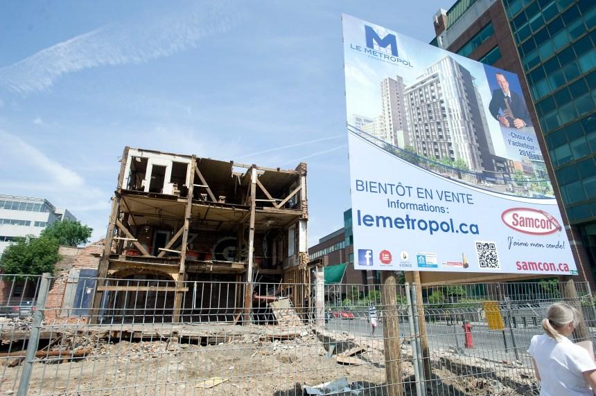 Montréal commande une étude sur l'imposition de quotas sur les logements sociaux