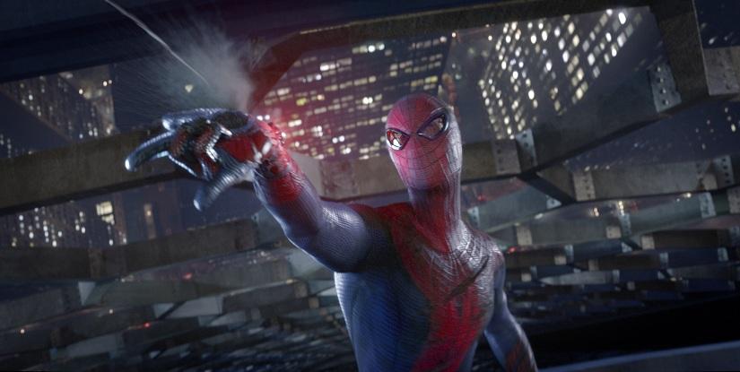 The Amazing Spider-Man : à peine supérieur