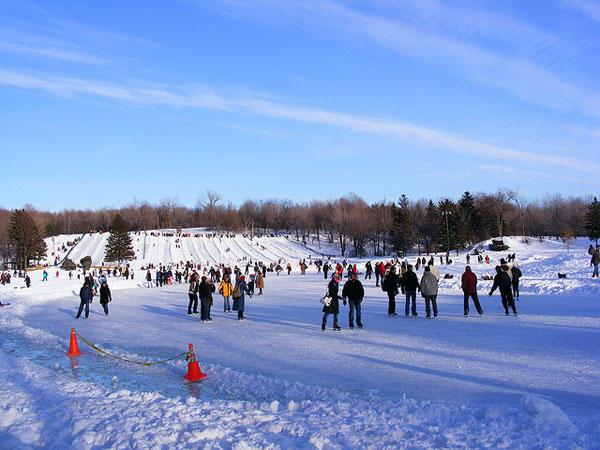 La patinoire du lac aux Castors ferme