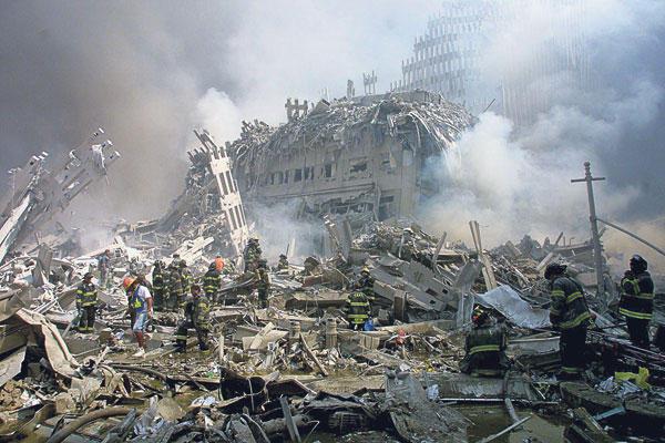 New York: des cancers causés par les attentats du 11 septembre