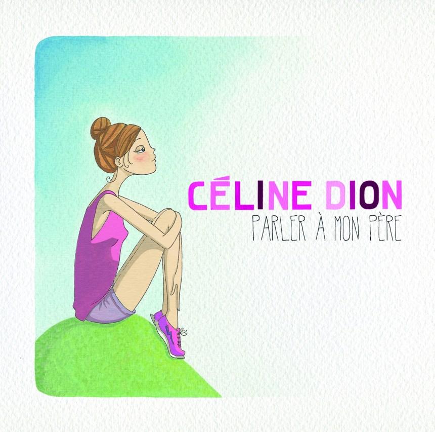 Céline Dion présente sa nouvelle chanson en français
