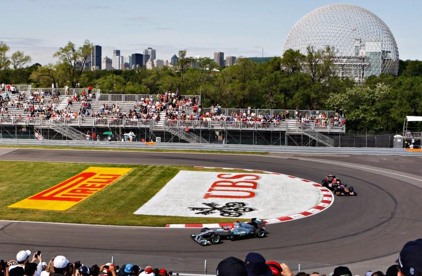 Grand prix de F1: journée portes ouvertes annulée
