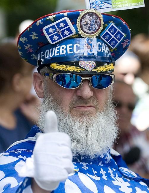 St-Jean sous le signe du nationalisme québécois