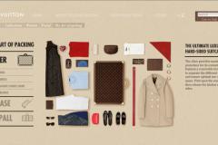 L'art de faire sa valise avec Louis Vuitton