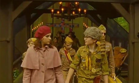 Moonrise Kingdom : bucolique et décalé