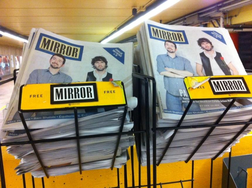 Le Montreal Mirror ne sera plus publié