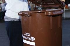 Montréal prend du retard côté compostage