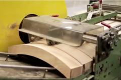 Le nouveau métro utilisera encore les sabots de frein en bois