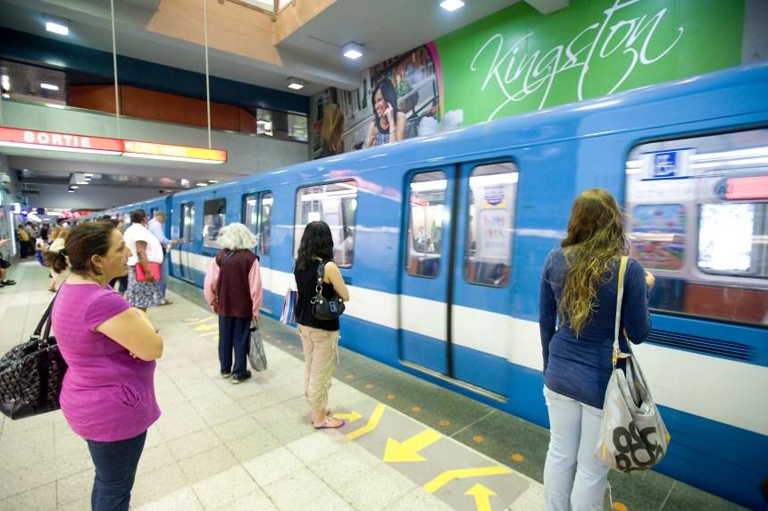 Palmarès des stations de métro les plus et les moins fréquentées