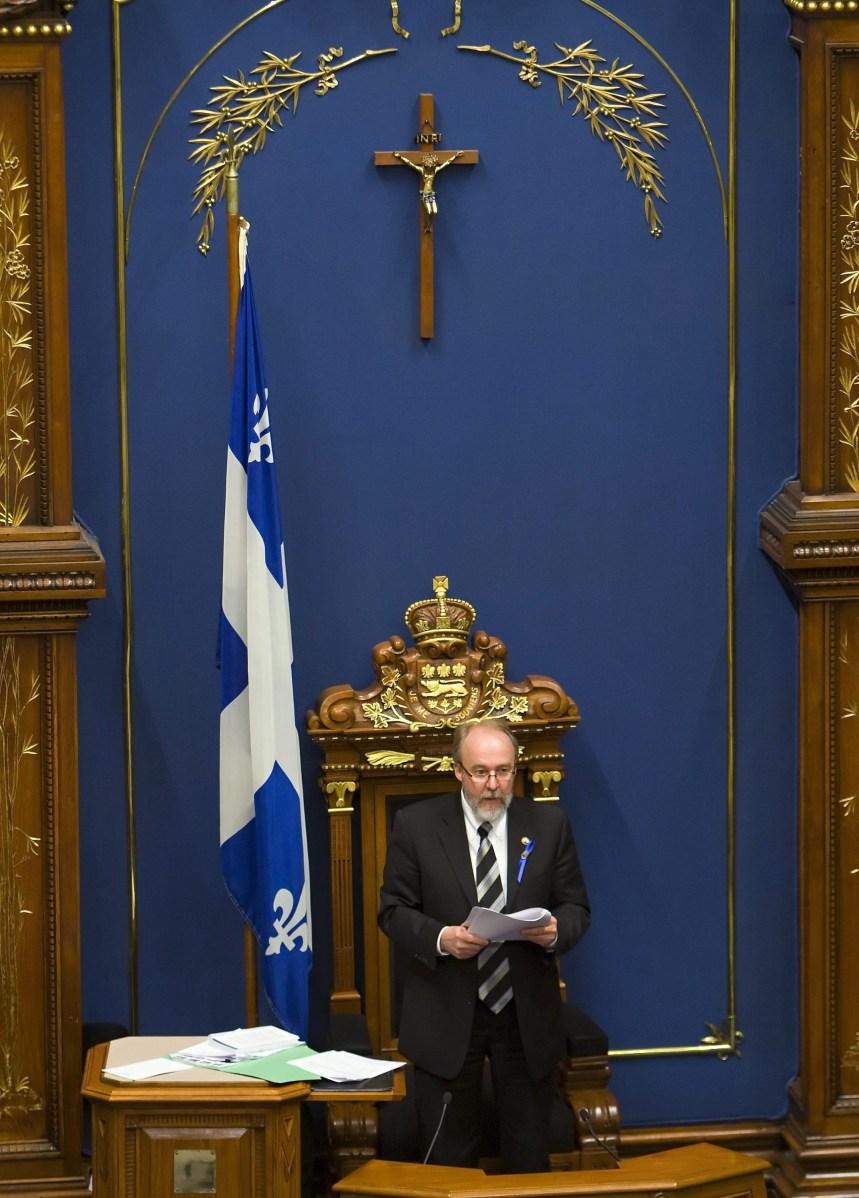 Crucifix à l'Assemblée nationale: le débat reprend mardi