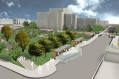 Un chantier de plusieurs mois débute au métro Lionel-Groulx