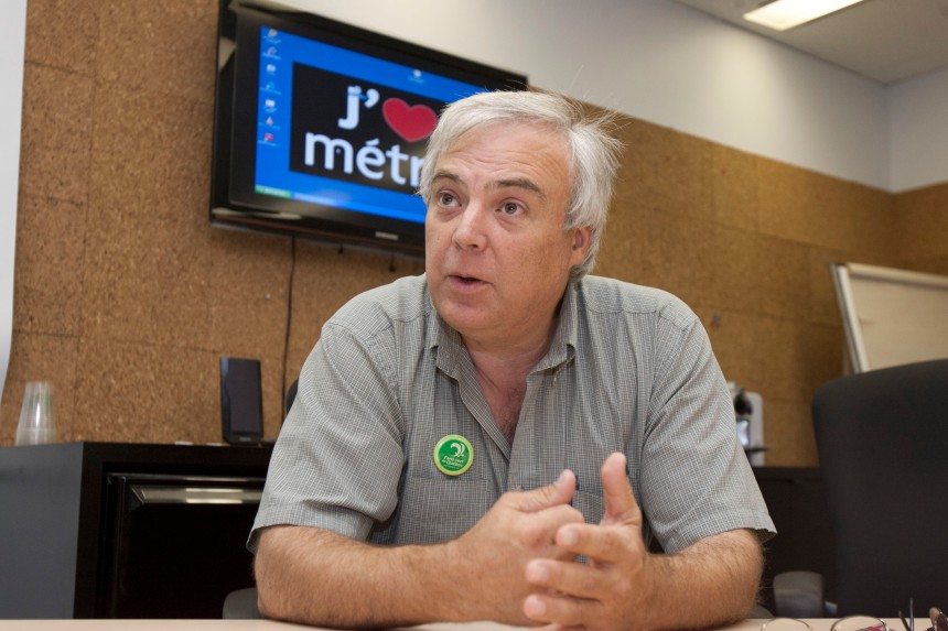 Claude Sabourin : «l'économie doit être au service de l'environnement»