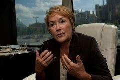 Pauline Marois: «Nous avons des projets, des idées claires»