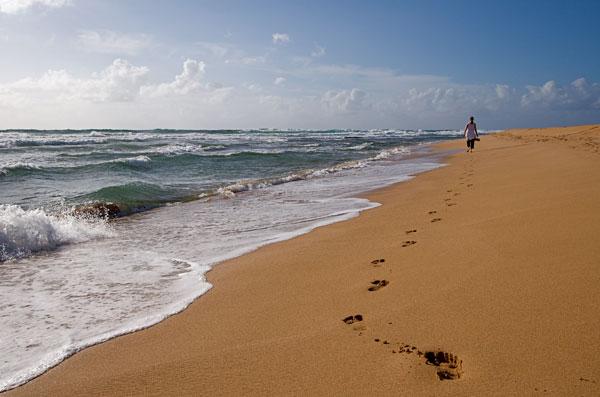 France: un jeune homme se noie dans le trou de sable qu'il a creusé