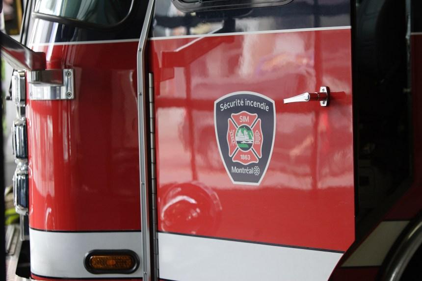 Incendie d'une église vendredi à Montréal