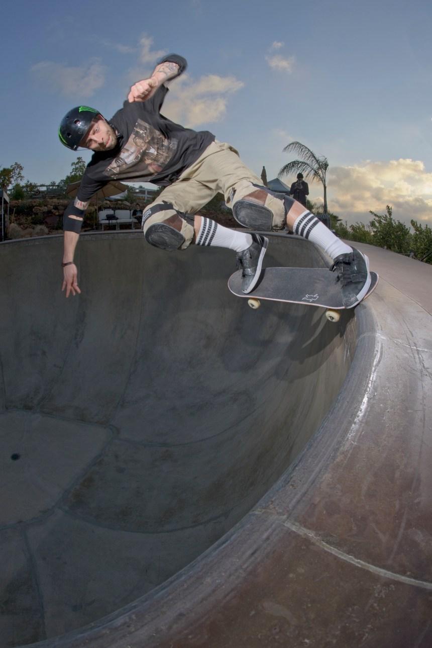 Pierre-Luc Gagnon : «Pour moi, le skate est une forme d'art»