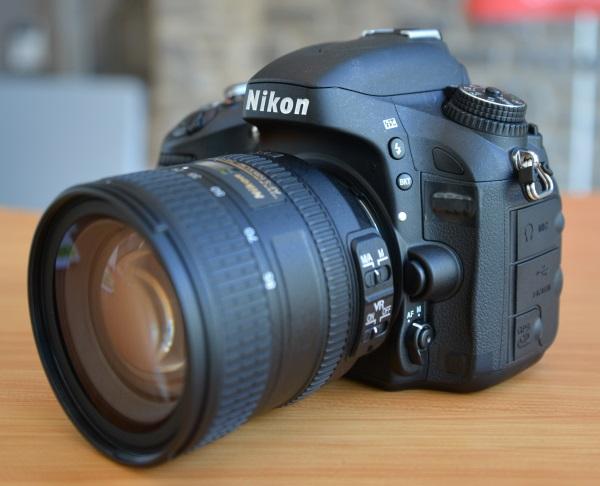 Nikon annonce l'appareil photo plein cadre D600