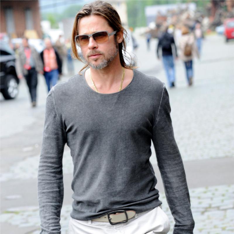 Brad Pitt lève le voile sur sa consommation de drogue