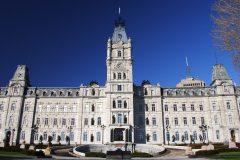 Attaque à Québec: l'Assemblée nationale rend hommage aux victimes
