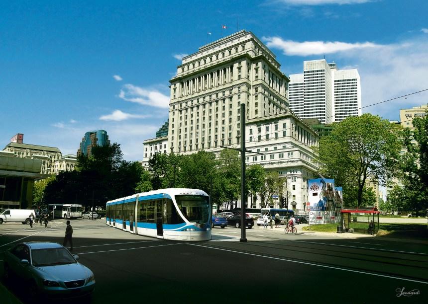 Les études sur le retour du tramway seront dévoilées