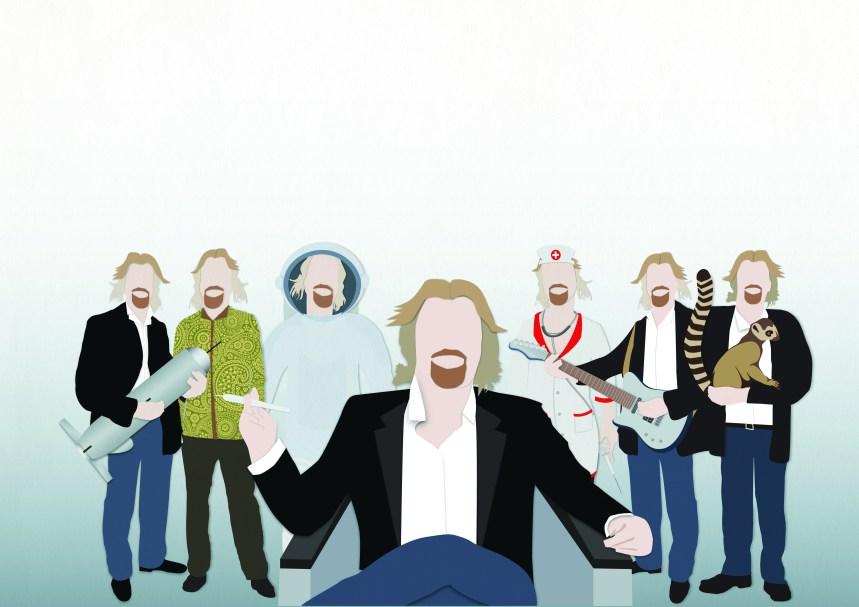 «Tant pis, on va le faire!»: Un portrait de Richard Branson