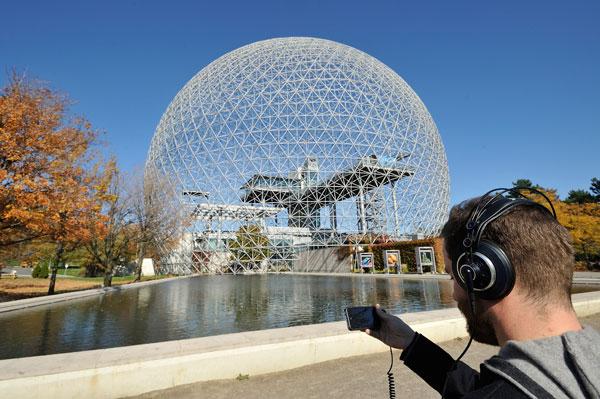 Une application iPhone pour revivre l'Expo 67