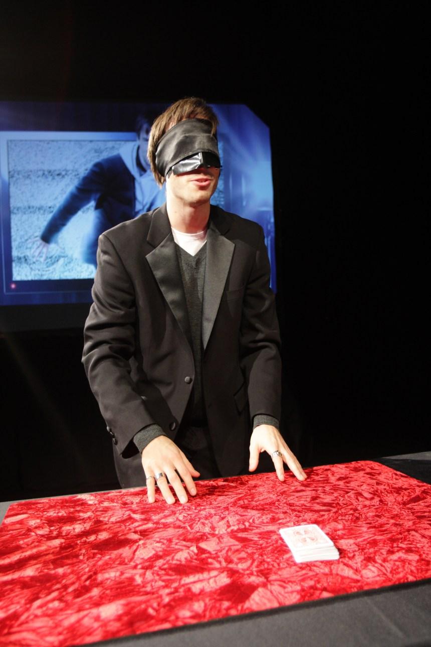 Le magicien Luc Langevin montera sur scène en 2013
