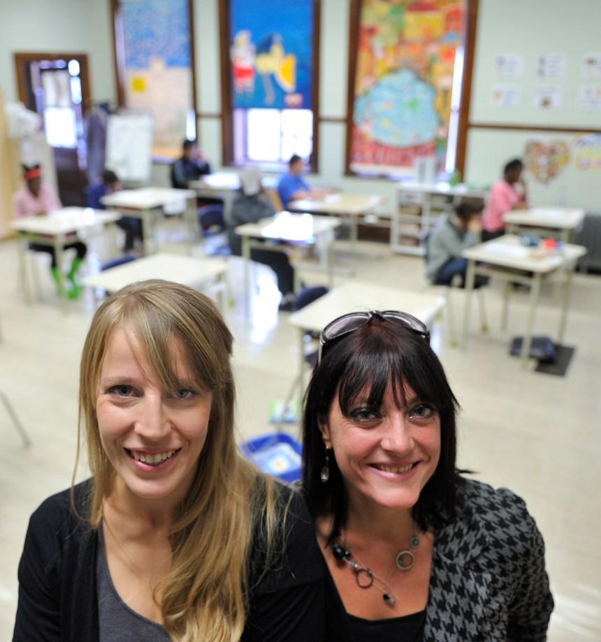Deux éducatrices spécialisées témoignent