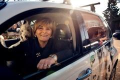 Un service de taxi pour animaux