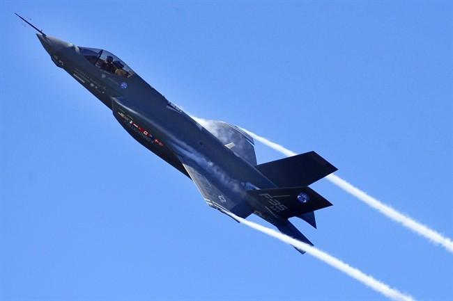 Pressions entourant l'abandon ou le maintien du programme F-35