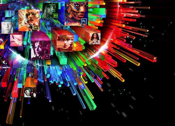 Adobe mise sur son Creative Cloud